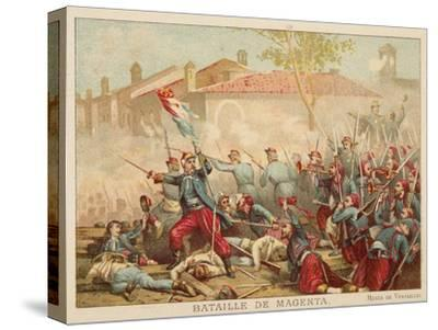 Battle of Magenta, Italy, 1859