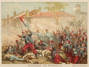 Battle of Magenta, Italy, 1859 by Adolphe Yvon