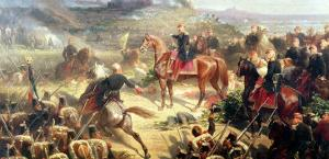 Battle of Solferino, 24th June 1859 by Adolphe Yvon