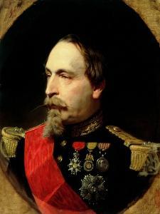 Napoleon III (1808-73) 1868 by Adolphe Yvon