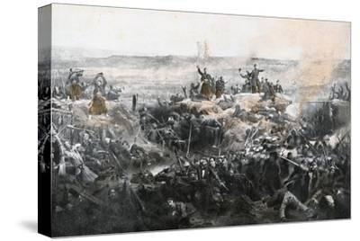 Taking of Malakoff by the French Army, 1855