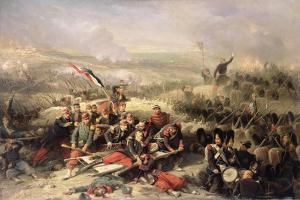 The Taking of Malakoff, 8th September 1855 by Adolphe Yvon