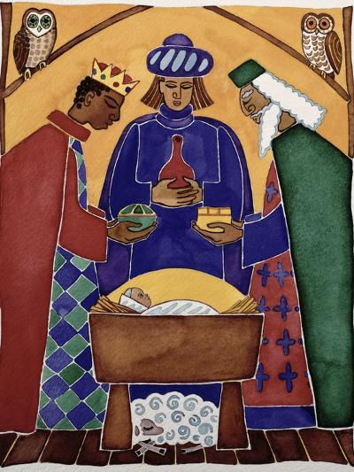 Adoration of the Kings-Cathy Baxter-Giclee Print