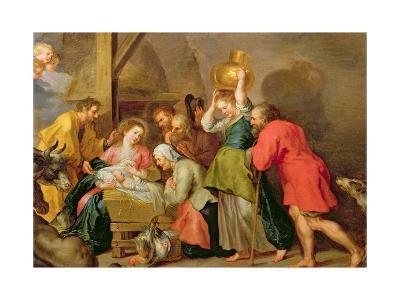Adoration of the Magi-Veronese-Giclee Print