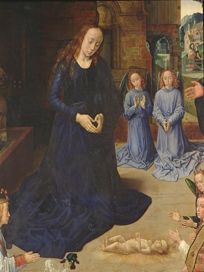 Adoration of the Shepherds-Rogier van der Weyden-Giclee Print