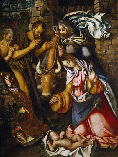 Adoration of the Shepherds-Francesco Zaganelli-Giclee Print
