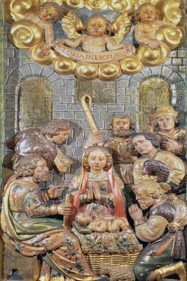 Adoration of the Shepherds--Giclee Print