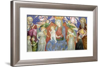 Adoration-Ottaviano Di Martino Nelli-Framed Giclee Print