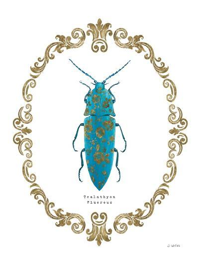Adorning Coleoptera VIII-James Wiens-Art Print