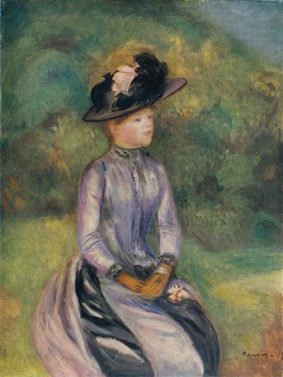Adrenne, C1878, (1938)-Pierre-Auguste Renoir-Giclee Print