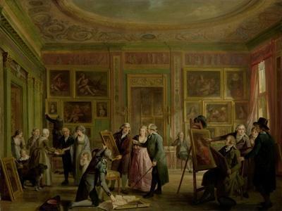 Art Gallery of Josephus Augustinus Brentano