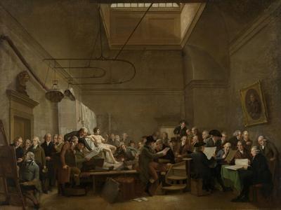 Drawing Gallery of the Felix Meritis Society