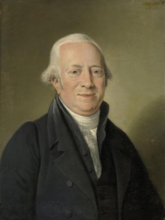 Portrait of Cornelis Sebille Roos