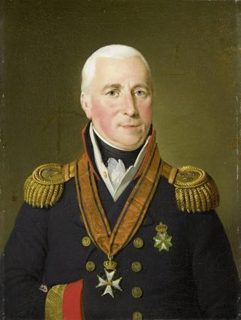 Portrait of Gerrit Verdooren