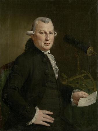 Portrait of Hendrick De Hartog