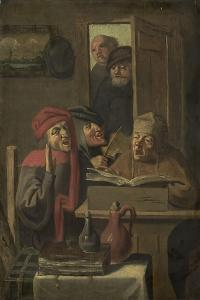Musical Company by Adriaen Brouwer