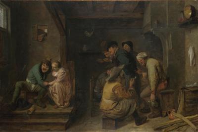 Tavern Scene, C. 1635