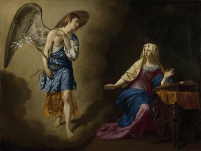 The Annunciation, 1667