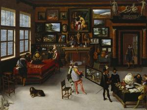 Sciences and the Arts by Adriaen van Stalbemt