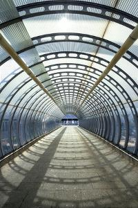 Light at the End of the Tunnel by Adrian Campfield