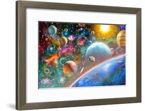 Constellations and Planets by Adrian Chesterman