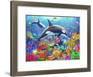 Orca Fun by Adrian Chesterman