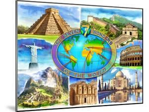 Seven Wonders of the World by Adrian Chesterman