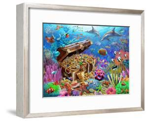 Undersea Treasure by Adrian Chesterman