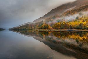 Misty Loch by Adrian Popan