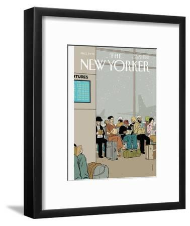 The New Yorker Cover - December 26, 2005