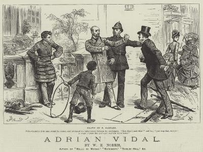 Adrian Vidal-Frederick Barnard-Giclee Print