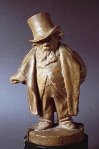 Carlo Jouhaud known under Name of Napoleone Giotti by Adriano Cecioni
