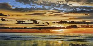 Alba sul mare by Adriano Galasso