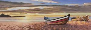 Alba Sulla Spiaggia by Adriano Galasso
