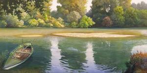 Ansa sul fiume by Adriano Galasso