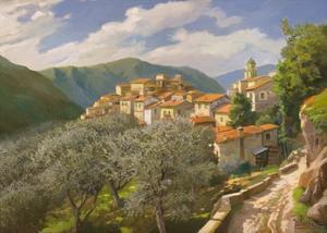 Borgo degli ulivi by Adriano Galasso