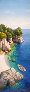 Caletta nel Mediterraneo by Adriano Galasso