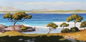 Spiaggia del Mediterraneo by Adriano Galasso