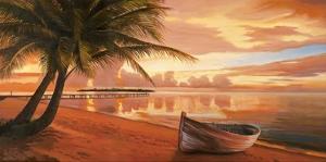 Tramonto ai Tropici by Adriano Galasso