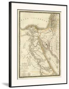 Egypte Ancienne, Palestine, Arabie Petree, c.1822 by Adrien Hubert Brue
