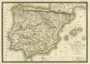 Espagne Ancienne, c.1827 by Adrien Hubert Brue