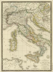 Italie Ancienne, c.1828 by Adrien Hubert Brue