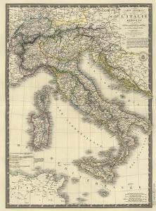 Italie Moderne, c.1828 by Adrien Hubert Brue