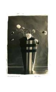 Flower Vase I by Adriene Veninger
