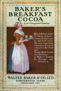 Ads: Cocoa, c1900