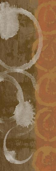 Adstract Panel 1-Alonza Saunders-Art Print
