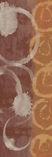 Adstract Panel 2-Alonza Saunders-Art Print