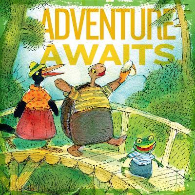 Adventure Awaits 2--Giclee Print