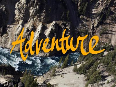 Adventure River-Leah Flores-Giclee Print