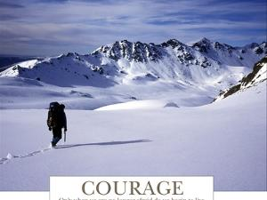 Courage by AdventureArt